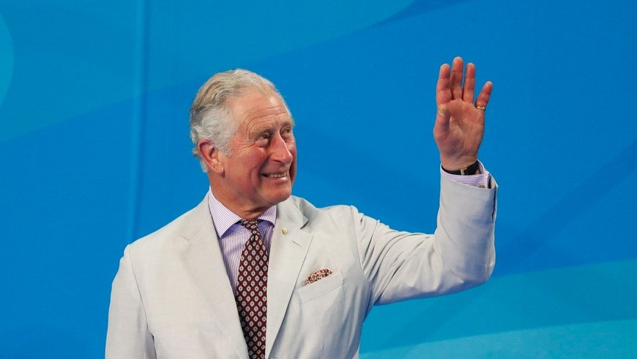 Great Barrier Reef gets royal help
