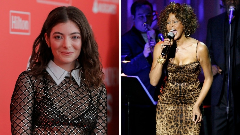 Lorde Was Blasted By Social Media Users After Posting A Bathtub With  Whitney Houston References,