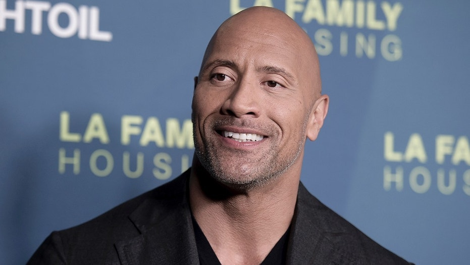 Dwayne 'The Rock' Johnson Plays Nigerian Character In New Movie