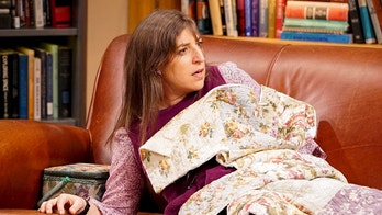 """""""The Reclusive Potential"""" - Pictured: Amy Farrah Fowler (Mayim Bialik). A brilliant but reclusive scientist, Doctor Wolcott (Peter MacNicol), invites Sheldon to his cabin in the middle of nowhere, and Leonard, Raj and Howard go along for the trip. Also, Penny and Bernadette improvise after Amy doesn\'t like the tame bachelorette party they planned for her, on THE BIG BANG THEORY, Thursday, April 12 (8:00-8:31 PM, ET/PT) on the CBS Television Network. Photo: Bill Inoshita/CBS ©2018 CBS Broadcasting, Inc. All Rights Reserved."""