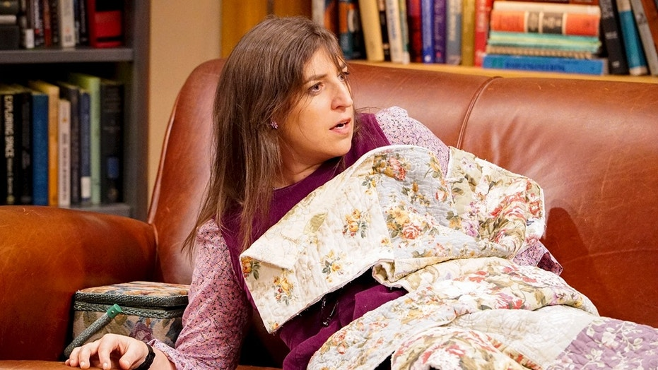 """Amy celebrated her bachelorette party on the latest episode of CBS' """"The Big Bang Theory."""""""