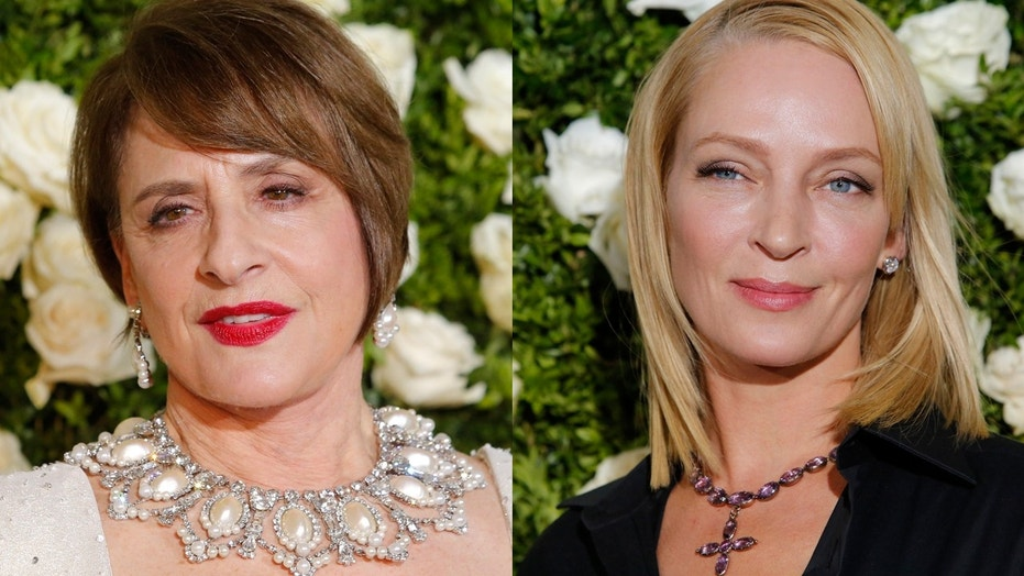 Famed Broadway actress criticizes Uma Thurman's stage acting in new interview.