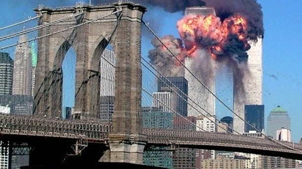 "U.S. leaders and intelligence agencies failed for many years to grasp the gravity of the threat posed by radical Islamists and suffered from a collective ""failure of imagination,"" the commission investigating the Sept. 11 attacks said in its final report. The report said that as late as Sept. 4, 2001, the Bush administration had not decided whether Osama bin Laden's al Qaeda operation was a ""big deal."" The World Trade Center burns after being hit by a plane in New York in this file photo on September 11, 2001. REUTERS/Sara K. Schwittek/File  GMH/ME/HK - RP5DRIDBJWAA"