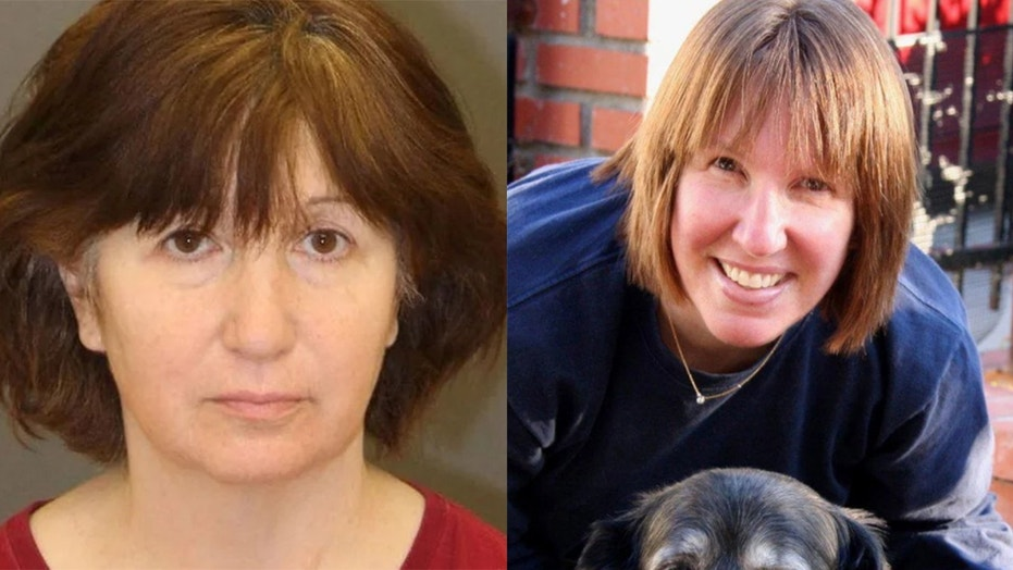 "Former ""Rosie O'Donnell Show"" producer Jill Blackstone, left, has reportedly been arrested for the murder of her sister, right."