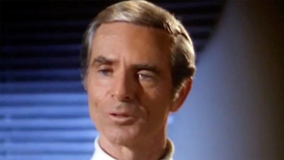 """Tim O'Connor is also recognized by fans for his role in """"Star Trek."""""""