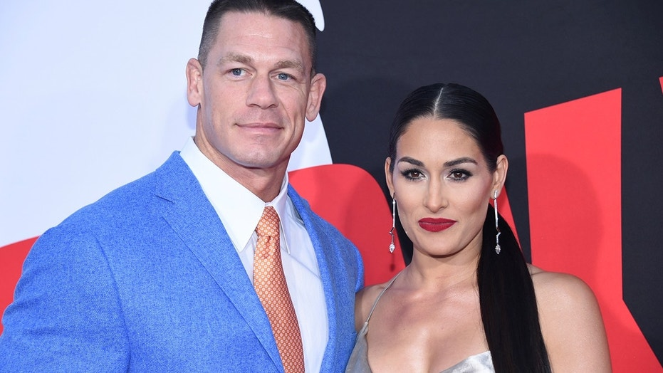 Image result for john cena and nikki bella