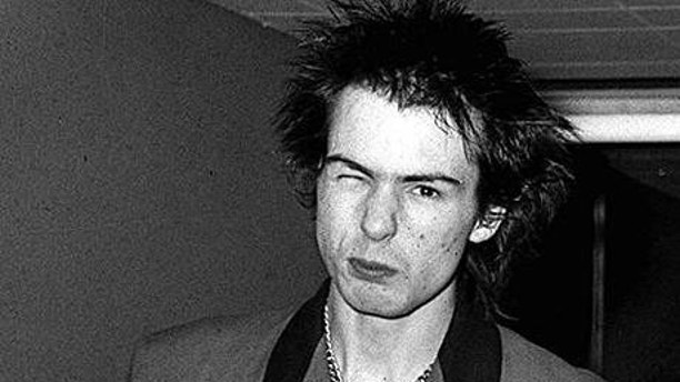 SHOWBIZ Punk/Vicious file...File photo dated 3/11/77 of punk band Sex Pistol's Sid Vicious arriving at Heathrow Airport from Luxembourg. Radio 2 is set to lose its cosy image and run a series on punk rock. Former Sex Pistol Glen Matlock  who was replaced by Vicious  presents the series Anarchy In The UK, named after one of the band's most infamous tracks, next month. See PA story SHOWBIZ Punk. PA Photos