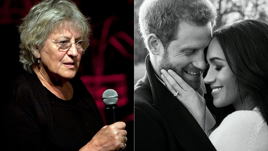 Feminist Germaine Greer, left, has a grim prediction about the upcoming royal wedding.
