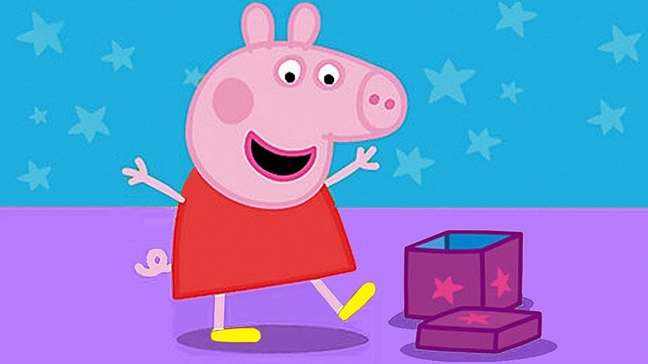 Peppa Pig is one of the most popular children's characters on TV, but  parents were