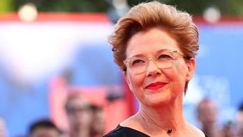 Actor Annette Bening poses during a red carpet for the opening ceremony at the 74th Venice Film Festival in Venice, Italy August 30, 2017. REUTERS/Alessandro Bianchi - RC1FAFD434C0