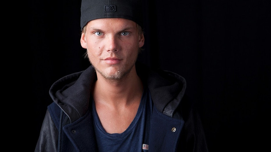 Avicii, pictured in 2013, was found dead in Oman Friday.