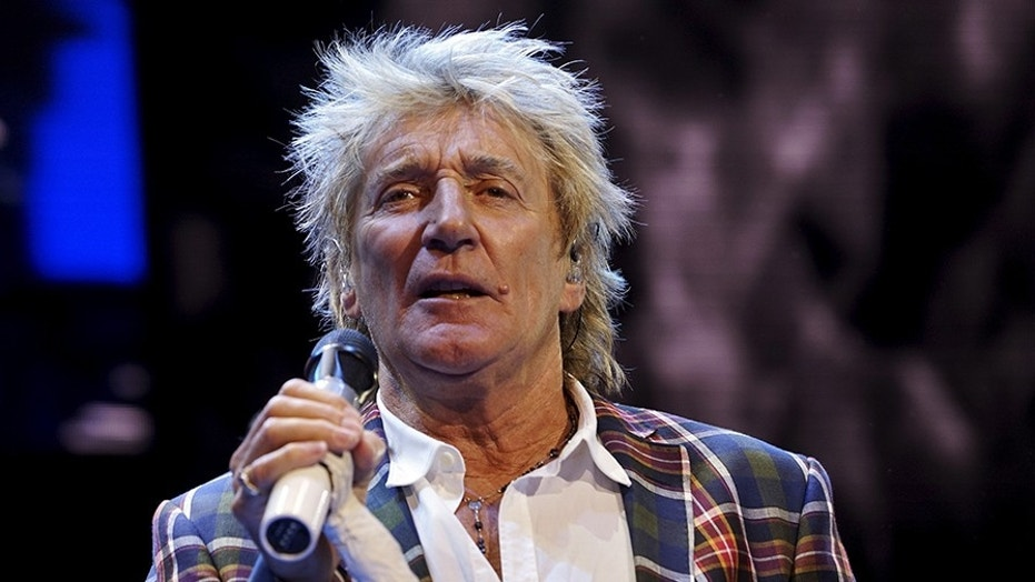 Rod Stewart says he 'would never touch a girl