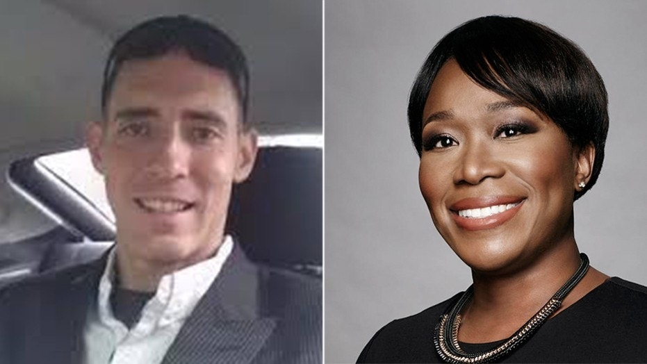 MSNBC star Joy Reid's computer guru Jonathan Nichols was forced to deny sympathizing with white supremacists.