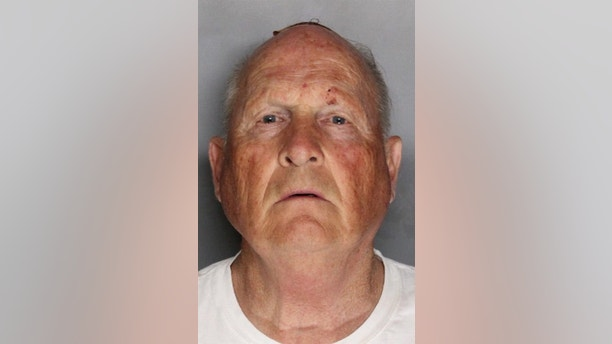 Golden State killer Mug Shot