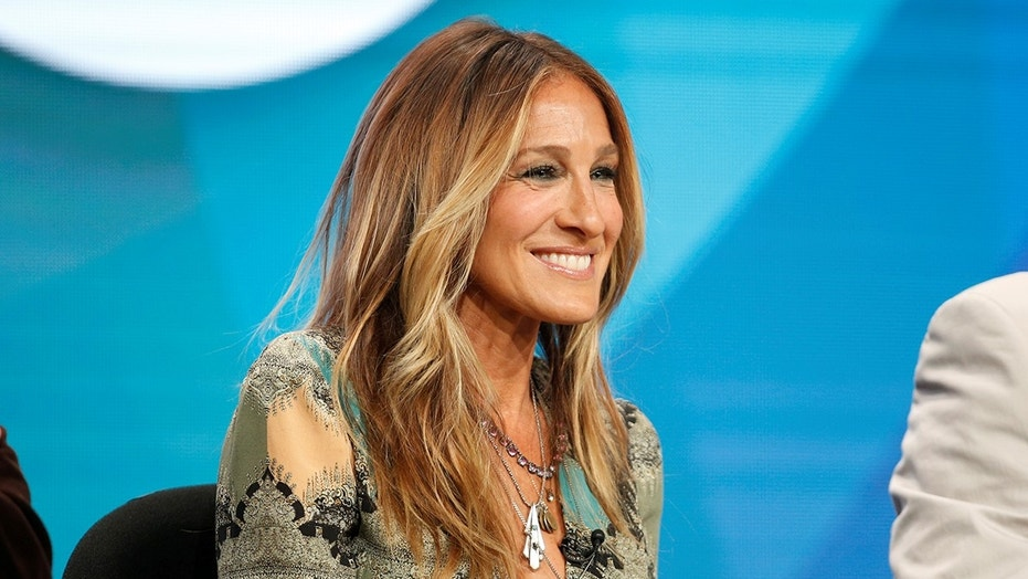 """Executive Producer and cast member Sarah Jessica Parker participates in a panel for the series """"Divorce"""" at the HBO Television Critics Association Summer Press Tour in Beverly Hills, California, U.S. July 30, 2016. REUTERS/Danny Moloshok - D1BETSPHPXAA"""
