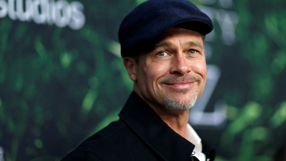 Brad Pitt is reportedly working on a film about Harvey Weinstein