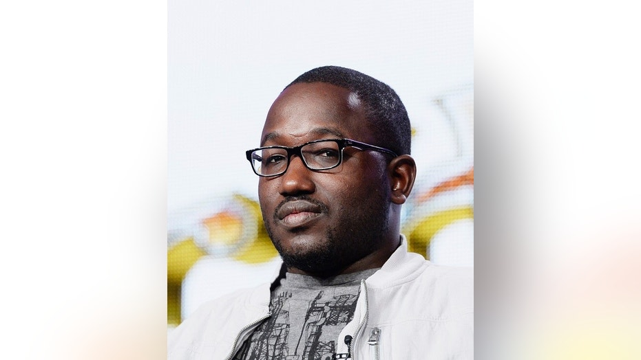 Comedian Hannibal Buress, seen at an event in Pasadena, Calif., in 2014, is credited with broadening awareness of the allegations that Bill Cosby faced.