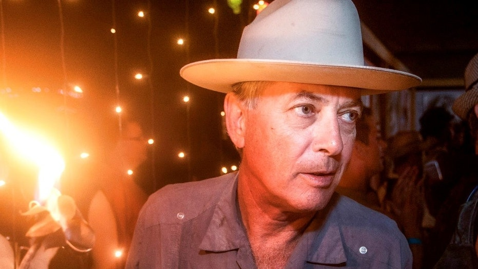 Larry Harvey, co-founder of the Burning Man festival, died at the age 70.