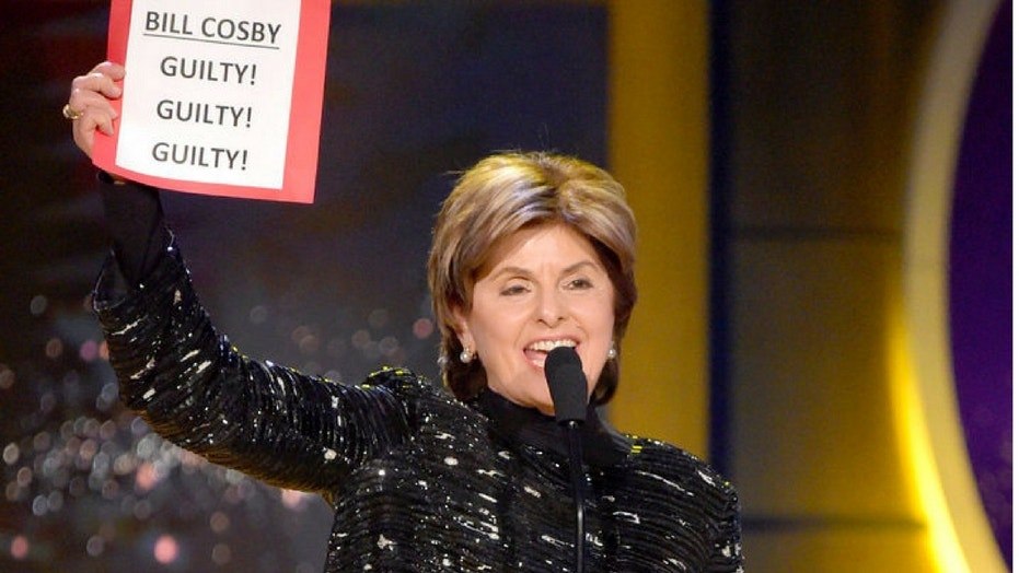 Gloria Allred was booed Sunday night for bringing up the Bill Cosby verdict at the Daytime Emmy Awards.