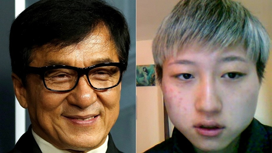 Jackie Chan's estranged daughter claims to be homeless ...