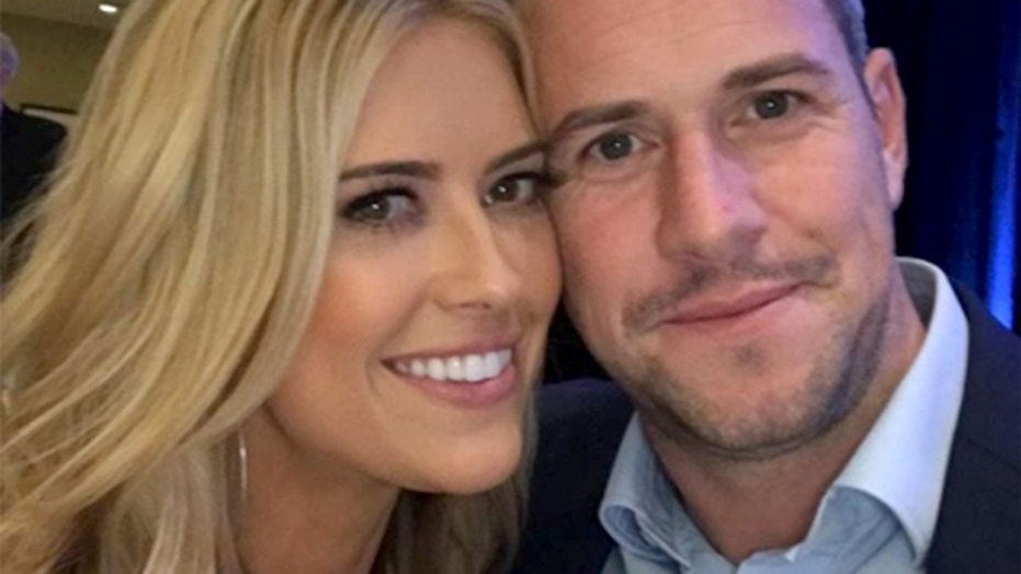Christina El Moussa (left) and Ant Anstead celebrated their 6-month anniversary.