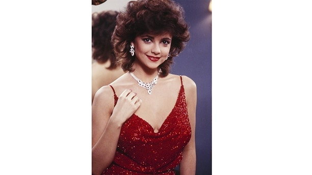 """DYNASTY -  """"Kidnapped"""" (Photo by ABC Photo Archives/ABC via Getty Images) EMMA SAMMS"""