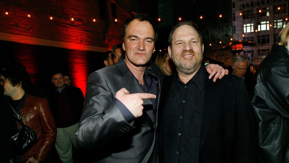 Quentin Tarantino claims Weinstein Co. owes him millions in royalties.