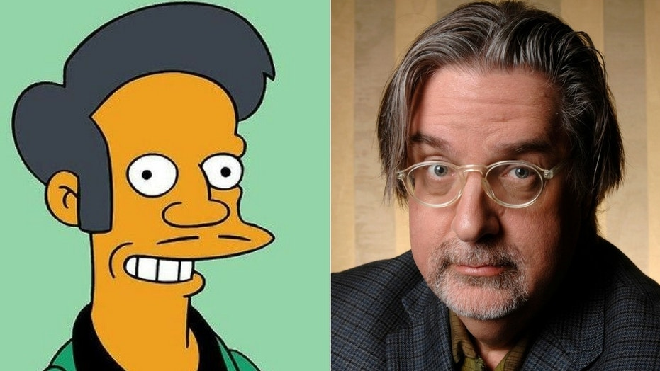 """Matt Groening addressed the controversy surrounding """"The Simpsons"""" character Apu."""