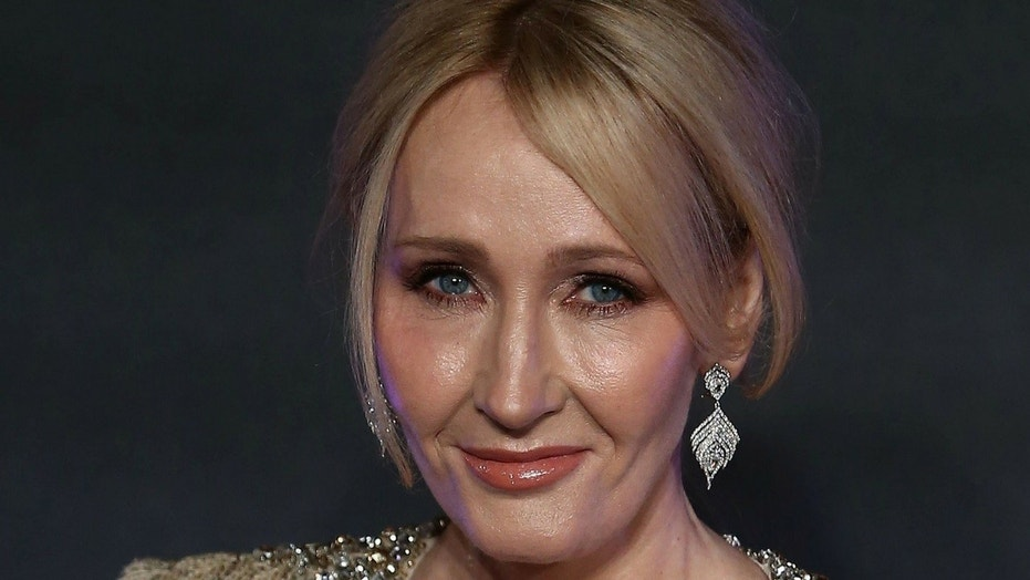"""J.K. Rowling has apologized to """"Harry Potter"""" fans for killing off beloved character Dobby, the house elf."""