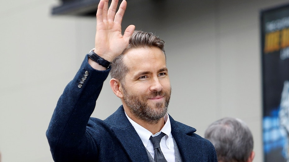 Ryan Reynolds details his struggle with anxiety.