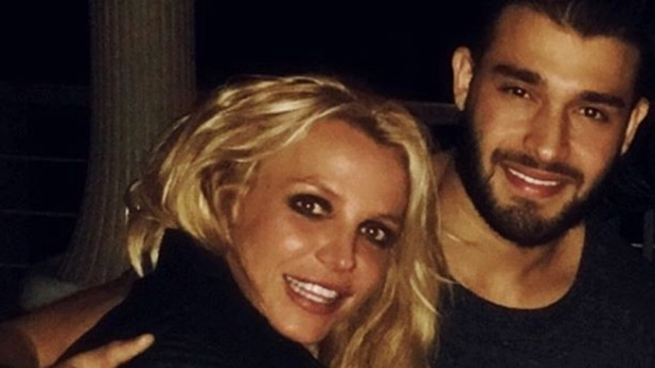 Britney Spears and her boyfriend, Sam Asghari, take part in another sexy workout together and share it on Instagram.