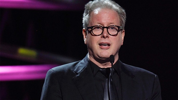 Actor Darrell Hammond presents an award during the 15th annual Webby Awards in New York June 13, 2011. REUTERS/Lucas Jackson  (UNITED STATES - Tags: ENTERTAINMENT) - GM1E76E12N501