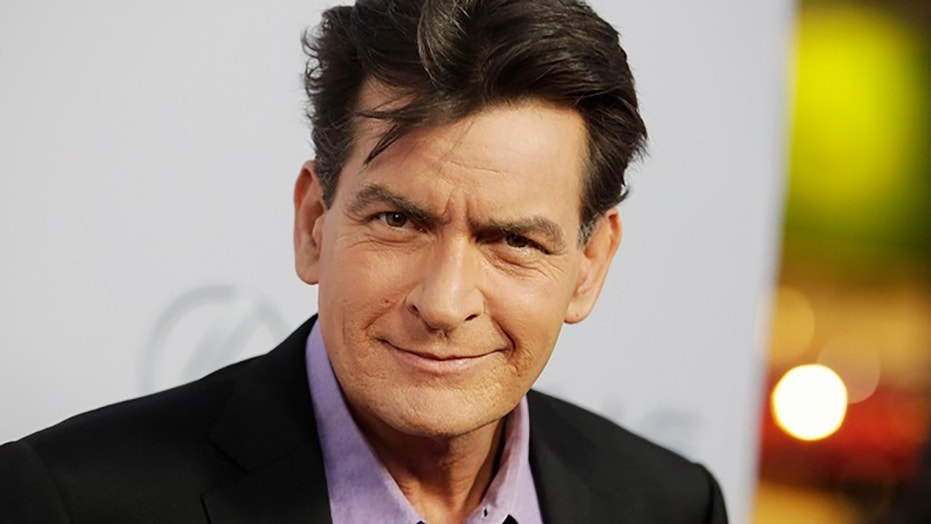 Charlie Sheen is claiming his ex-girlfriend was aware he had aids when they began a sexual relationship.