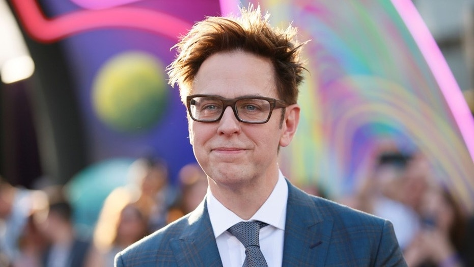 'Guardians of the Galaxy' director James Gunn had to apologize to Marvel fans.