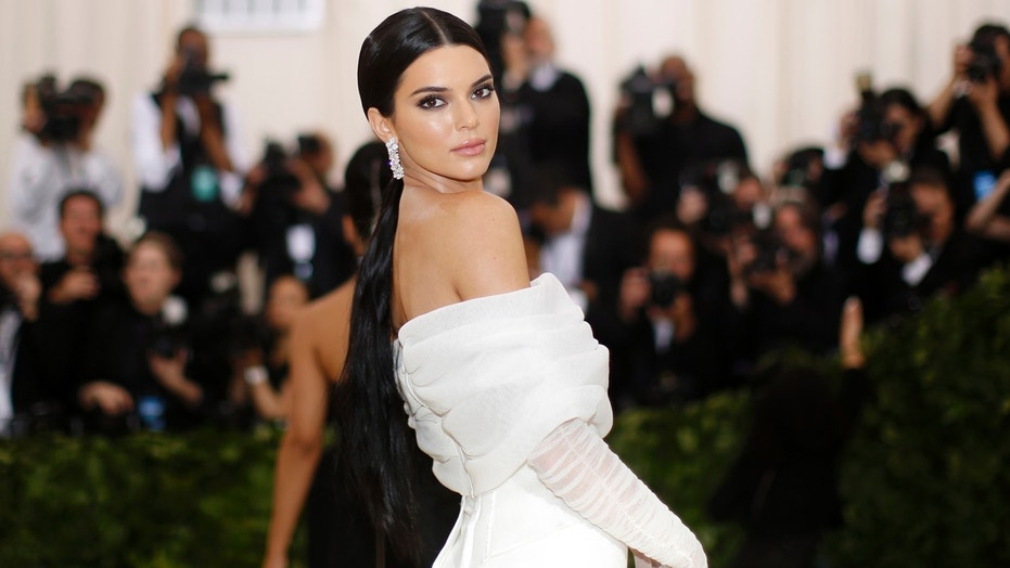 Kendall Jenner was the topic of controversial conversation at Metropolitan Museum of Art Costume Institute Gala.