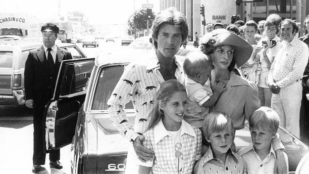 May 31, 2011 - RICK NELSON Honored With Star On The Hollywood Walk Of Fame. Hollywood Walk Of Fame, Hollywood, CA .with Kristin Harmon , Tracy Nelson , Gunnar Nelson , Matthew Nelson and Sam Nelson.(Credit Image: © Globe Photos/ZUMAPRESS.com)