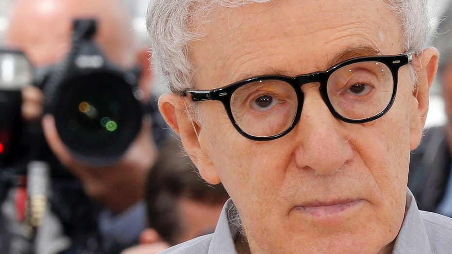 Woody Allen was removed from the upcoming documentary about Manhattan's historic Carlyle Hotel for fear that his image would ruin the film.