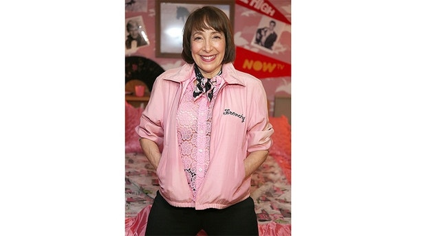 Didi Conn, known for her role as Frenchy in Grease, at the official opening of the NOW TV Grease Slumber Screening - a one-of-a-kind pop-up screening experience, where fans can step into the movie's famous sleepover scene, in an exact replica of Frenchy's bedroom, to celebrate the film's 40th anniversary.