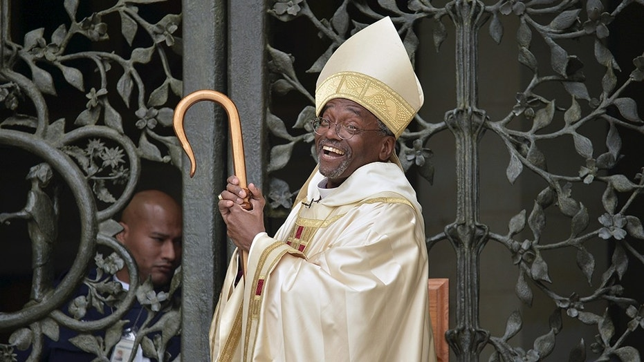 The Most Rev. Michael Bruce Curry, the 27th Presiding Bishop and Primate of The Episcopal Church, has been chosen to give the address at Prince Harry and Meghan Markle's wedding.