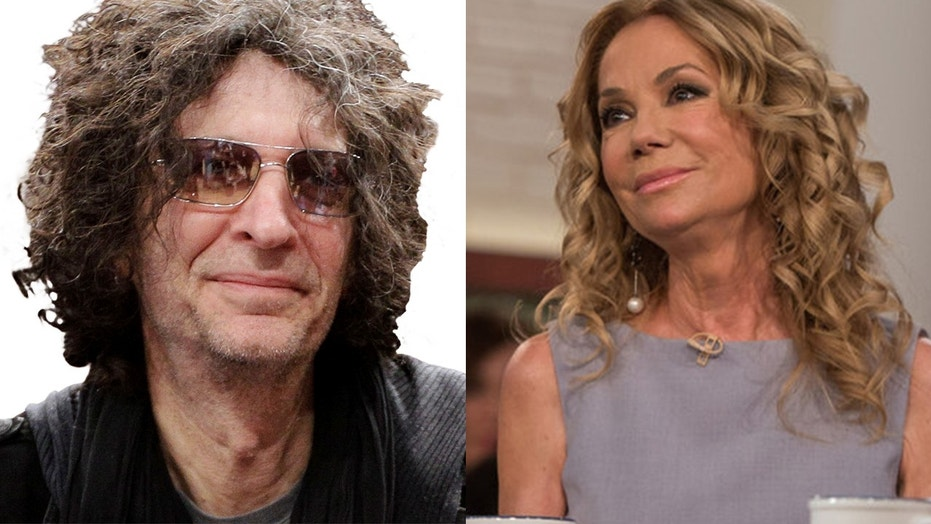 How Kathie Lee Gifford won over Howard Stern after 30-year feud