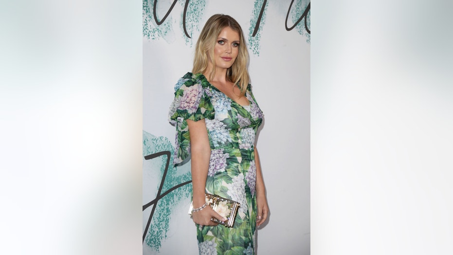 Lady Kitty Spencer is the niece of Princess Diana and Prince Harry's cousin.
