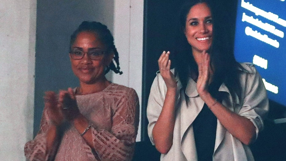 Meghan Markle's mother reportedly quit her job at a local mental health clinic ahead of her daughter's royal nuptials.