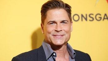 """Actor Rob Lowe poses at the premiere of """"How to Be a Latin Lover"""" in Los Angeles, California, U.S. April 26, 2017. REUTERS/Danny Moloshok - RTS143VU"""