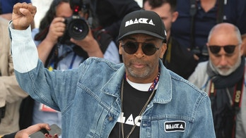 Director Spike Lee poses for photographers during a photo call for the film 'BlacKkKlansman' at the 71st international film festival, Cannes, southern France, Tuesday, May 15, 2018. (Photo by Joel C Ryan/Invision/AP)
