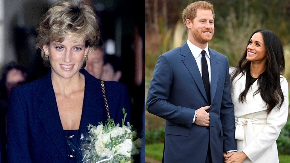 Princess Diana had plenty of experience coping with media scrutiny and would have helped her daughter-in-law, American actress Meghan Markle.