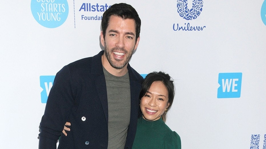 """Property Brothers"" star Drew Scott married his longtime girlfriend Linda Phan in Italy on Saturday, May 12, 2018."