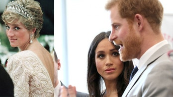prince harry mehgan markle princess diana reuters split