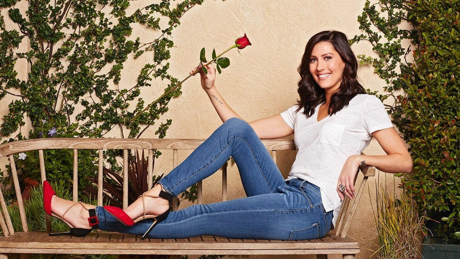 """Becca Kufrin revealed to People magazine she has found love on """"The Bachelorette."""""""
