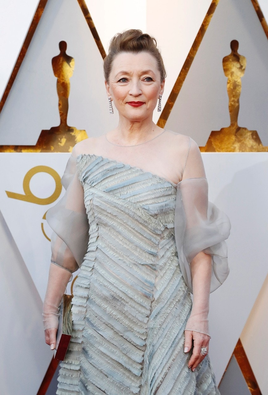 lesley manville: hollywood needs to depict older women in romantic