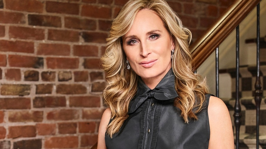 """Real Housewives of New York"" star Sonja Morgan was reportedly seen ""humping"" people in a local bar."